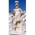 Escultura de mármol tallada Estatua de piedra tallada para decoración de jardín (SY-X1641)