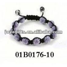 Fashion bangles d'or shamballa bracelet