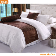 Hotel Decorative Jacquard Bed Runner