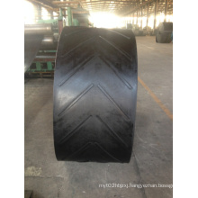 Rubber Chevron Conveyor Belt