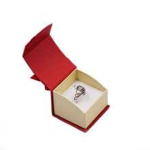 Luxury engagement custom ring box with your design