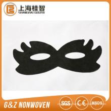 black eye mask sheet butterfly type eye mask