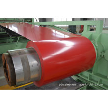 Bobine en acier Galvalume prépainté / PPGL / Bobine en acier galvanisé prépainté / PPGI