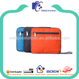 Folding 210D pouch nylon shopping bags