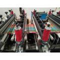 automatic plastic zipper bag making machine
