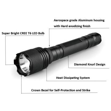 Super Bright Led Taschenlampe