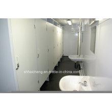 Toilettes mobiles préfabriquées, unités d'ablution (shs-fp-ablution022)
