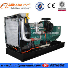 CE Approved 140KW Volvo Diesel Generator Hot Sale