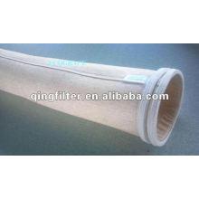 Bolsa de filtro de fibra de vidrio