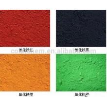 Óxido de ferro verde