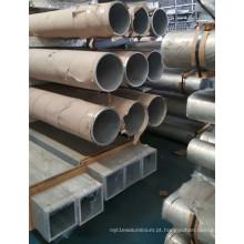 Tubo sem costura de alumínio desenhado a frio 5052-H112, 5A05-H112
