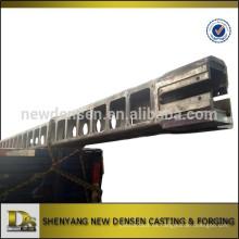 OEM de alta calidad de fabricación de piezas de soldadura de acero