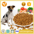 China factory reliable and organic pet food dry dog food