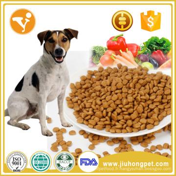 Aliments secs pour animaux de compagnie