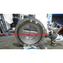 Flange Butterfly Valve with High Pressure