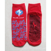 Chaussette anti-dérapante à chaussettes antidérapantes