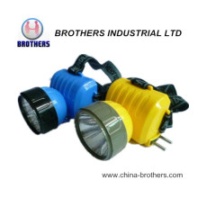 LED Plastic Rechargeable Headlamp (BH-508)