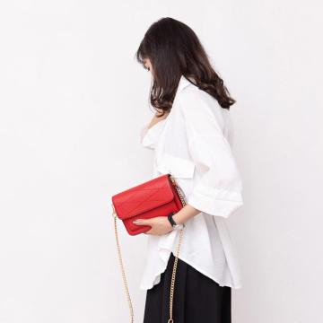 New style ladies small square shoulder bag