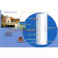 Collecteur de chauffage thermique solaire de tube à vide de tuyau de chaleur