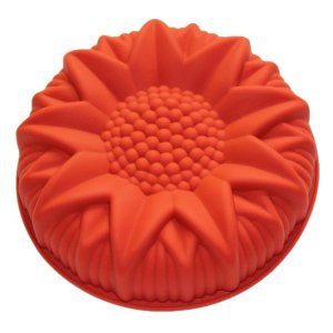 Cakes Tool Silicone Flower Mold for Party