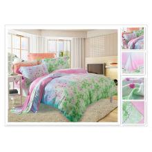 40 * 40s 133 * 72 impresión reactiva Purebest tencel hojas de cama