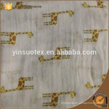 Mousseline New Style 100% coton bio en coton à capuchon en capuche