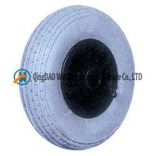 200 * 50 rodas pneumáticas com roda de borracha