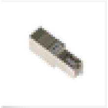 Atténuateur à fibre optique, monomode SC / UPC, 15 dB mâle à femelle