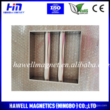 Filtro de agua magnético 12000Gauss rejilla magnética