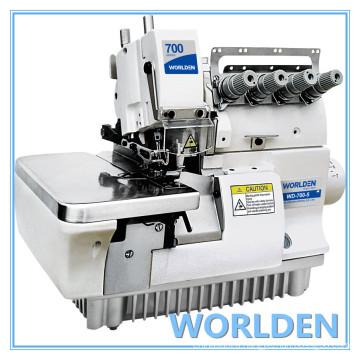 Wd-700-5 Super High-Speed Five Thread Overlock Sewing Machine