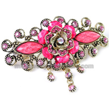 2014 New fashion Antique Flower Hair Pin For Women