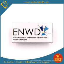 Organization Network Pin Badge in High Quality From China