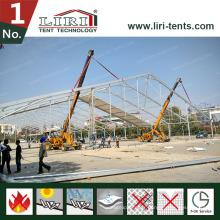 40m grande tente d'événement de foire commerciale pour la foire de canton à Guangzhou