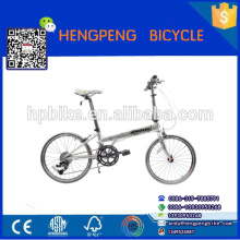 KIDS SINGLE SPEED STEEL FOLDING BIKE BICYCLE