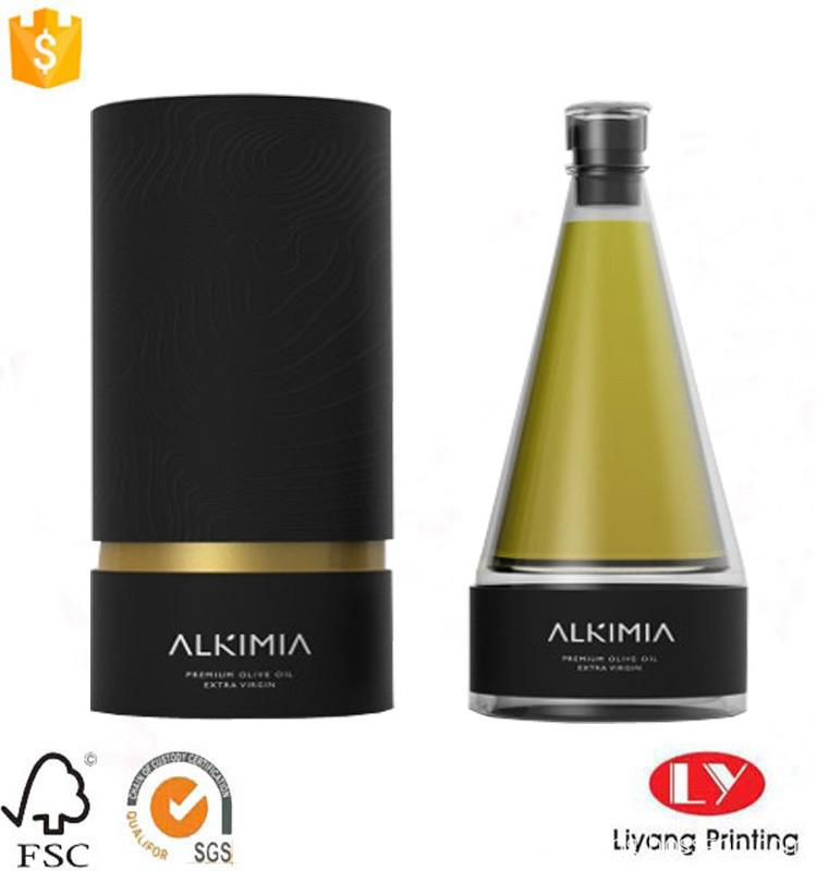 round perfume box