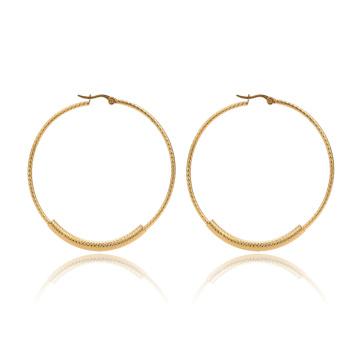 Alibaba Großhandel Phantasie Ohrring Für Party Girls Gold Hoop Ohrring