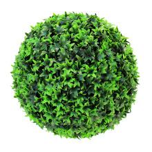 Bola natural del topiary del boj artificial de la mirada natural al por mayor