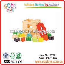 Nuevos 2013 juguetes de bambú para los cabritos