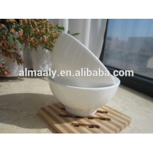 wholesale Porcelain footed bowl, ceramic footed bowl