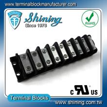 TGP-050-09BSS 50A 9-fach Power Splicer Elektrischer Anschlussstecker