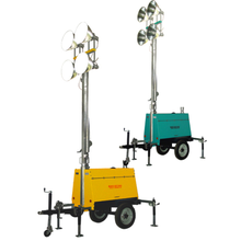 Mobile Light Tower (9KVA)