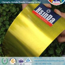 Cnady Yellow Epoxy Polyester Powder Coating