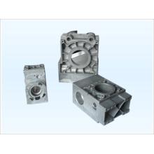 OEM Aluminum Die Casting Reducer Gearbox Housing