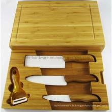 Produits en céramique / Couteau en céramique Zirconia / Couteau de cuisine / Couteau utilitaire (SE-3623)