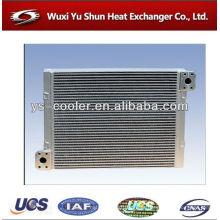 Enfriador de aceite de compresor de aire con alta calidad