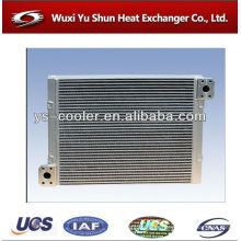 air compressor oil cooler with high quality