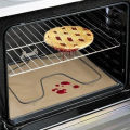 Non-stick Reusable Oven Liner , Keep Bottom Of Oven Clean,Wipe Off Clean In Soapy Water