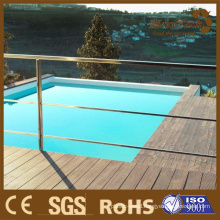 WPC Outdoor Decking, Water and Weathering Resistance.