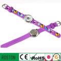 Montre à bracelet en PVC pour enfants Japon
