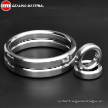 R18 Ss316L Oval Mechanical Sealing Gasket